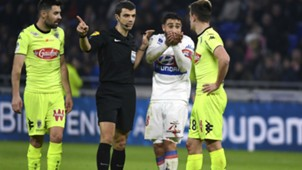 Nabil Fekir Lyon Angers Ligue 1 14012018
