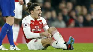 Hector Bellerin Arsenal 2018-19
