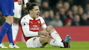 Hector Bellerin Arsenal 2018-19