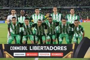 Atlético Nacional Copa Libertadores 2018