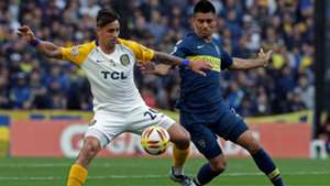 Zampedri Goltz  Boca Rosario Central Superliga 20102018