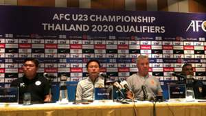 Ong Kim Swee, Malaysia U23, AFC U23 Championship, 21 Mar 2019