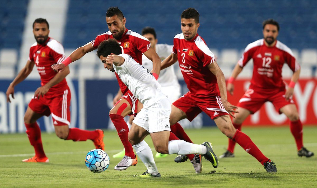 Al Jaish vs Al Zawra'a
