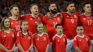 Himno de Gales