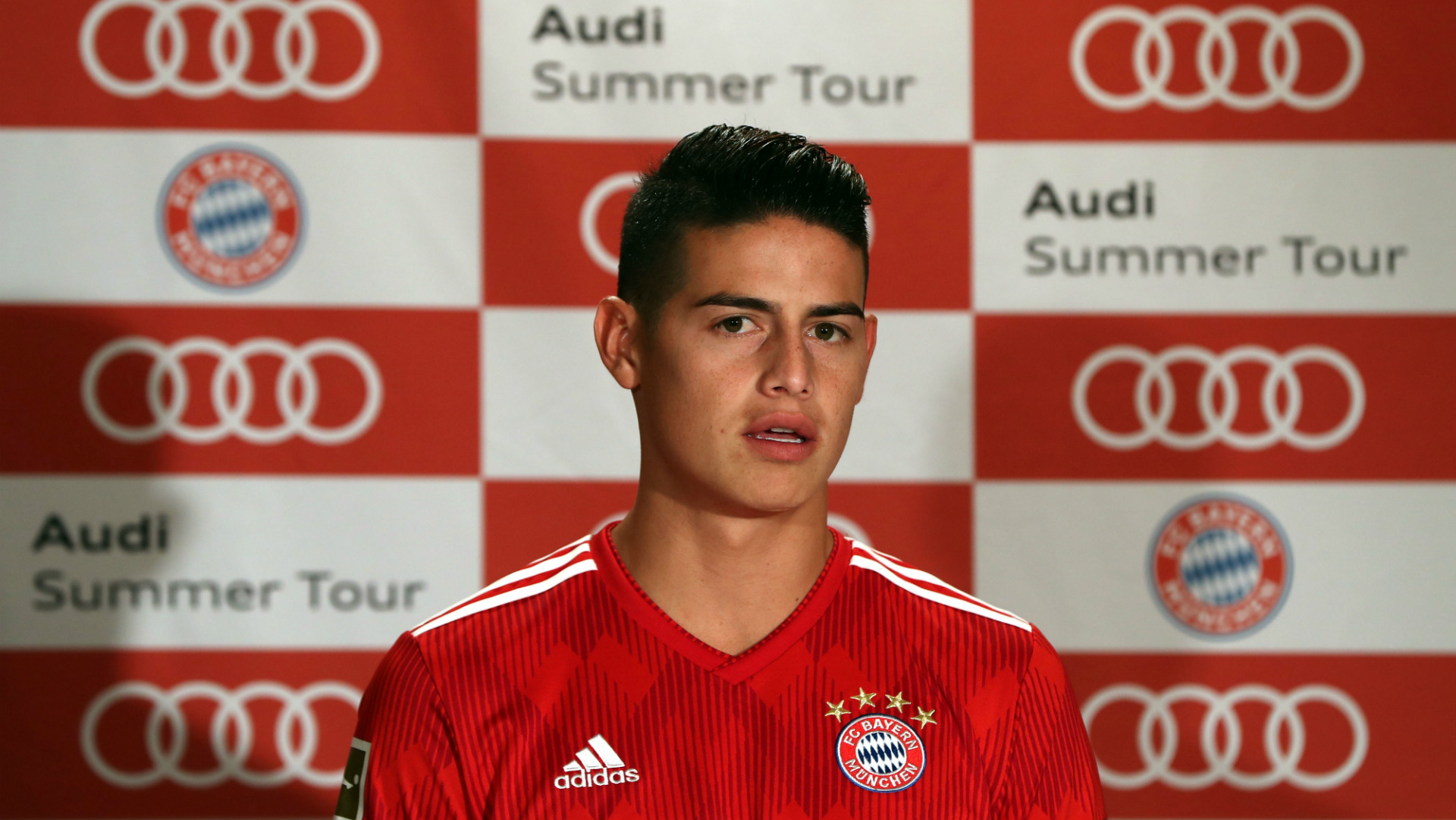 James Rodriguez eyes permanent move to Bayern Munich