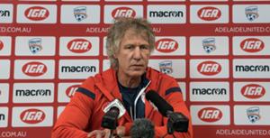 Gertjen Verbeek Adelaide United