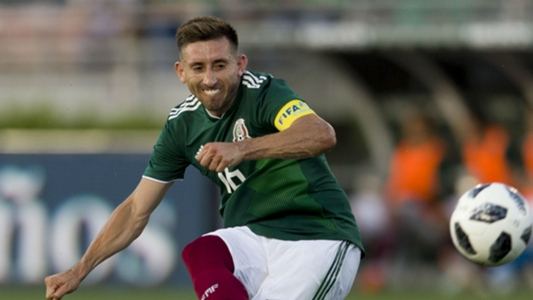 Mexico midfielder Herrera explains reasons for Gold Cup absence
