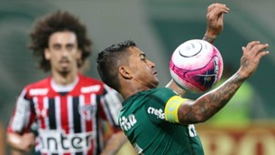 Dudu e Valdivia - Palmeiras x São Paulo - 8/03/2018