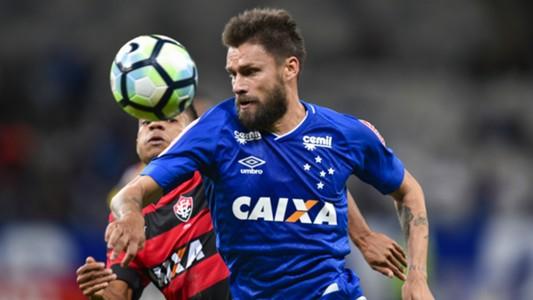 Rafael Sóbis Cruzeiro Vitória Campeonato Brasileiro 30072017