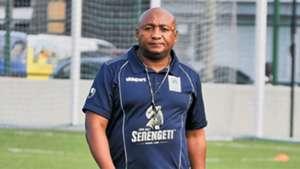 Salum Mayanga - Tanzania coach 2017