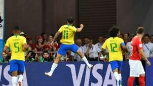 Philippe Coutinho   Brasil   2018