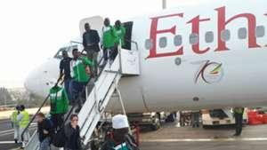 Gor Mahia departs for Ethiopia.