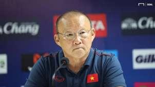 Park Hang Seo Thailand vs Vietnam Press