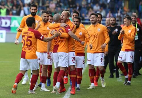 Caykur Rizespor Galatasaray Turkish Super League 05/11/19