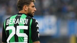 Berardi Sassuolo Serie A
