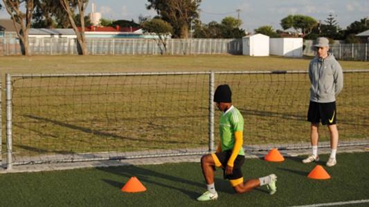 Mark Schnier Young Bafana