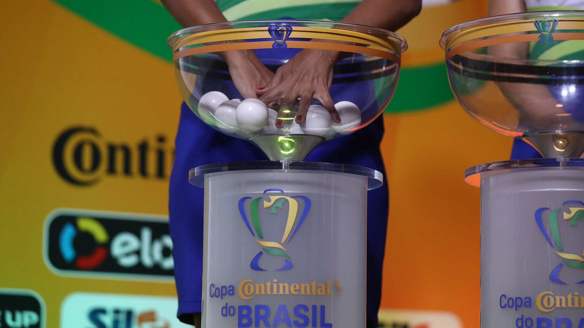 Copa do Brasil 2019 Sorteio primeira fase 13122018