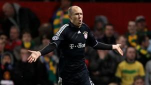 Arjen Robben Bayern Munich 07042010