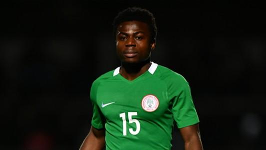 Moses Simon - Nigeria