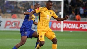Kaizer Chiefs, Bernard Parker against Cape Town City