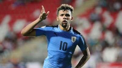 Nicolas Schiappacasse Uruguay U20