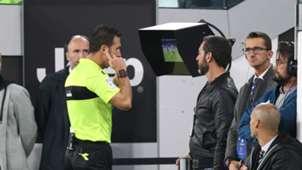 VAR referee, Serie A, 20092017
