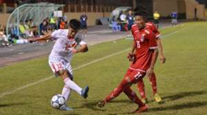 U19 Việt Nam vs Myanmar