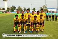 Malaysia U-15, AFF U-15 Championship, 30072019