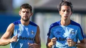 Walter Kannemann Geromel treino Grêmio 2019