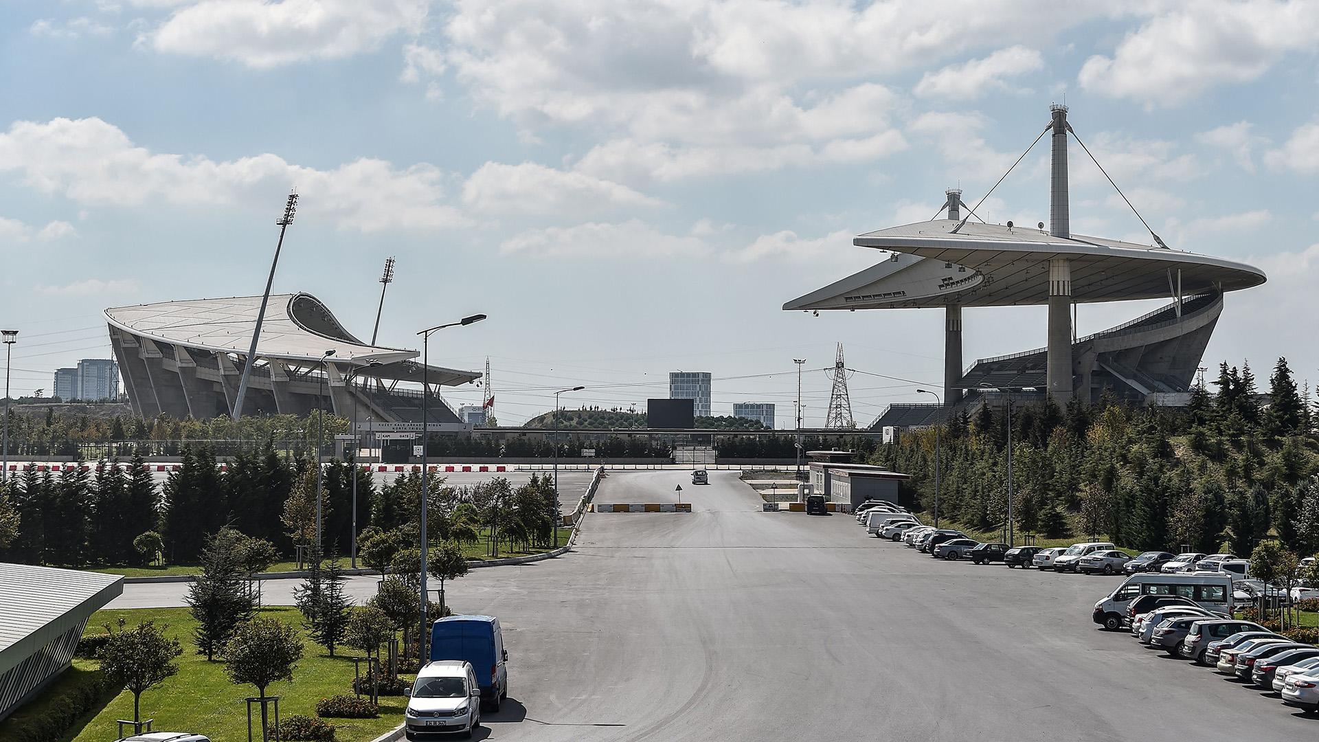 Ataturk Olympic Stadium Istanbul 2018