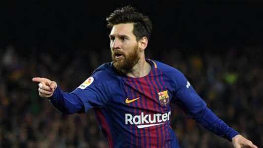 Lionel Messi Barcelona Real Madrid 060518