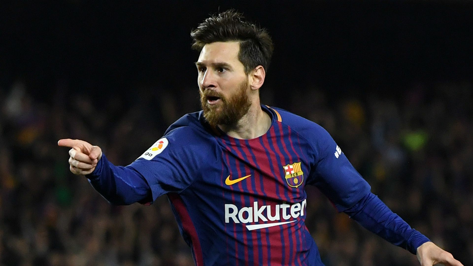 Lionel Messi Barcelona Real Madrid 060518