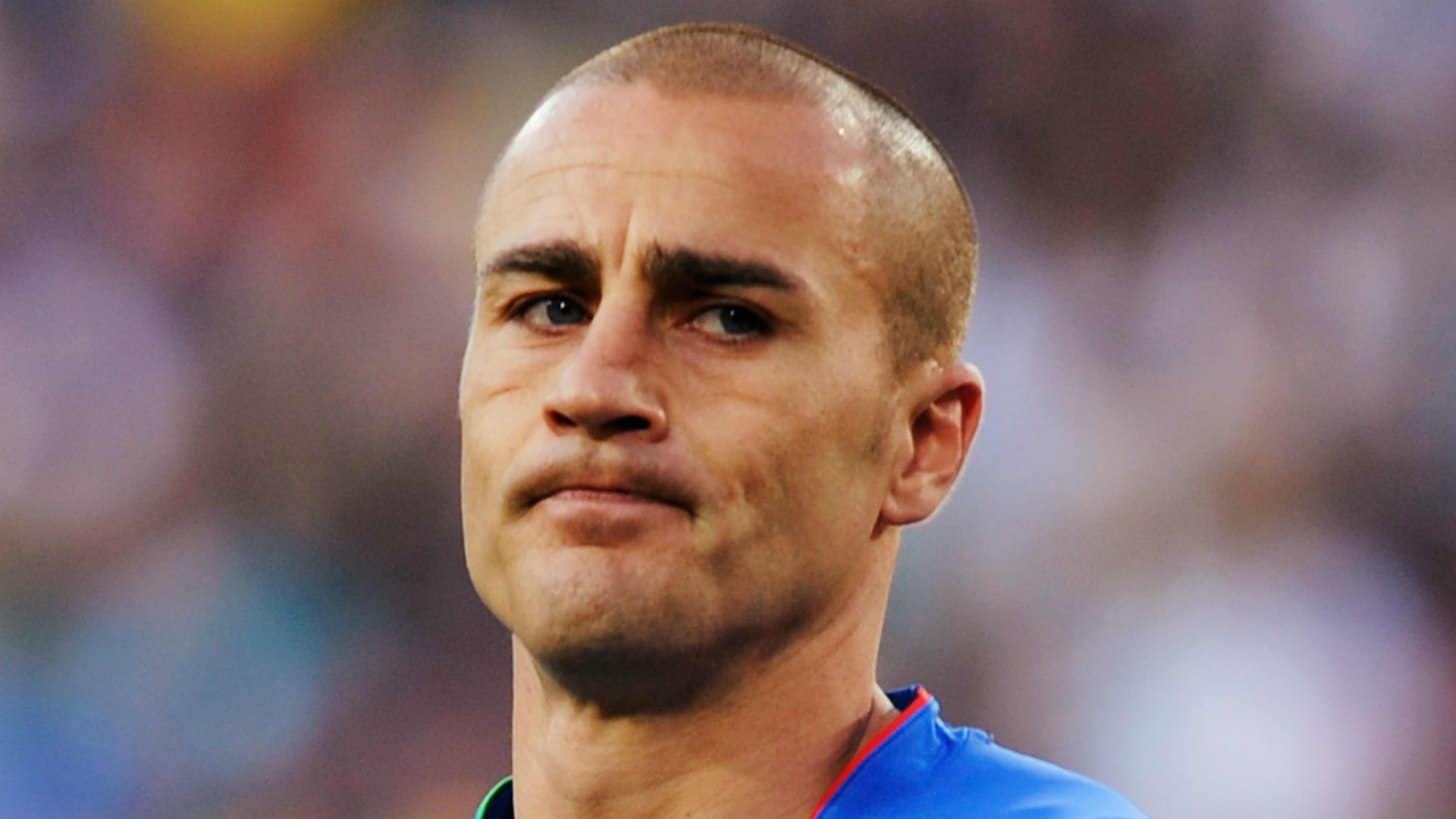 Most capped Europeans Fabio Cannavaro