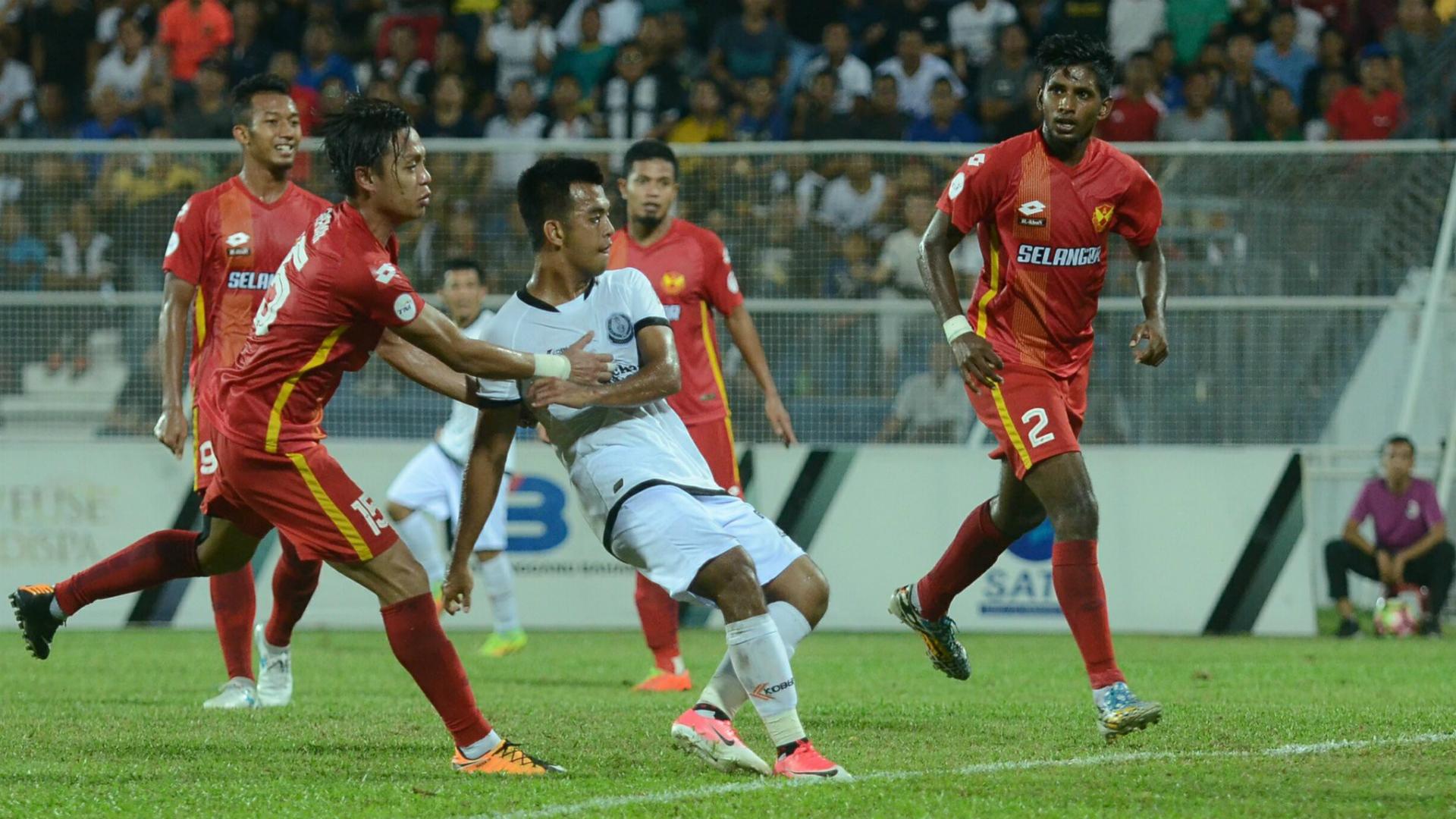 Terengganu, Selangor, Malaysia Cup, 29/07/2017