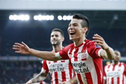 Hirving Lozano - PSV vs Ajax 09-23-2018