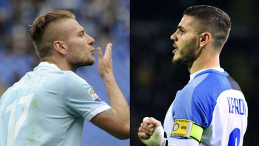 Immobile Icardi Serie A