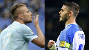 Immobile Icardi Serie A