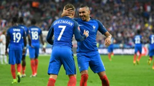 Antoine Griezmann France Iceland UEFA Euro 2016 03072016