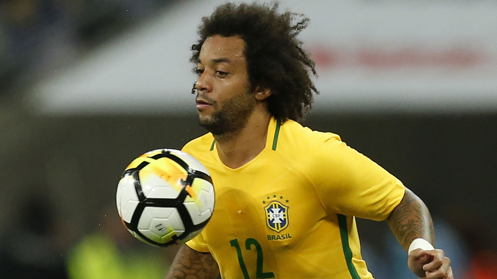 Marcelo England Brazil Friendly 14112017