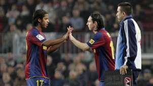 Giovani dos Santos Lionel Messi