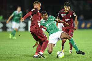 Lilian Fournier FC Metz
