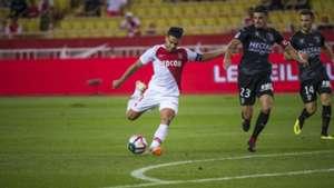 Radamel Falcao García Monaco Nimes Ligue 1 2018
