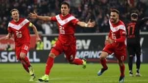Kaan Ayhan Fortuna Düsseldorf Bundesliga Freiburg 151218