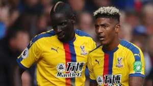 Mamadou Sakho & Patrick van Aanholt - Crystal Palace