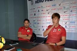 Shillong Lajong coach Bobby Nongbet