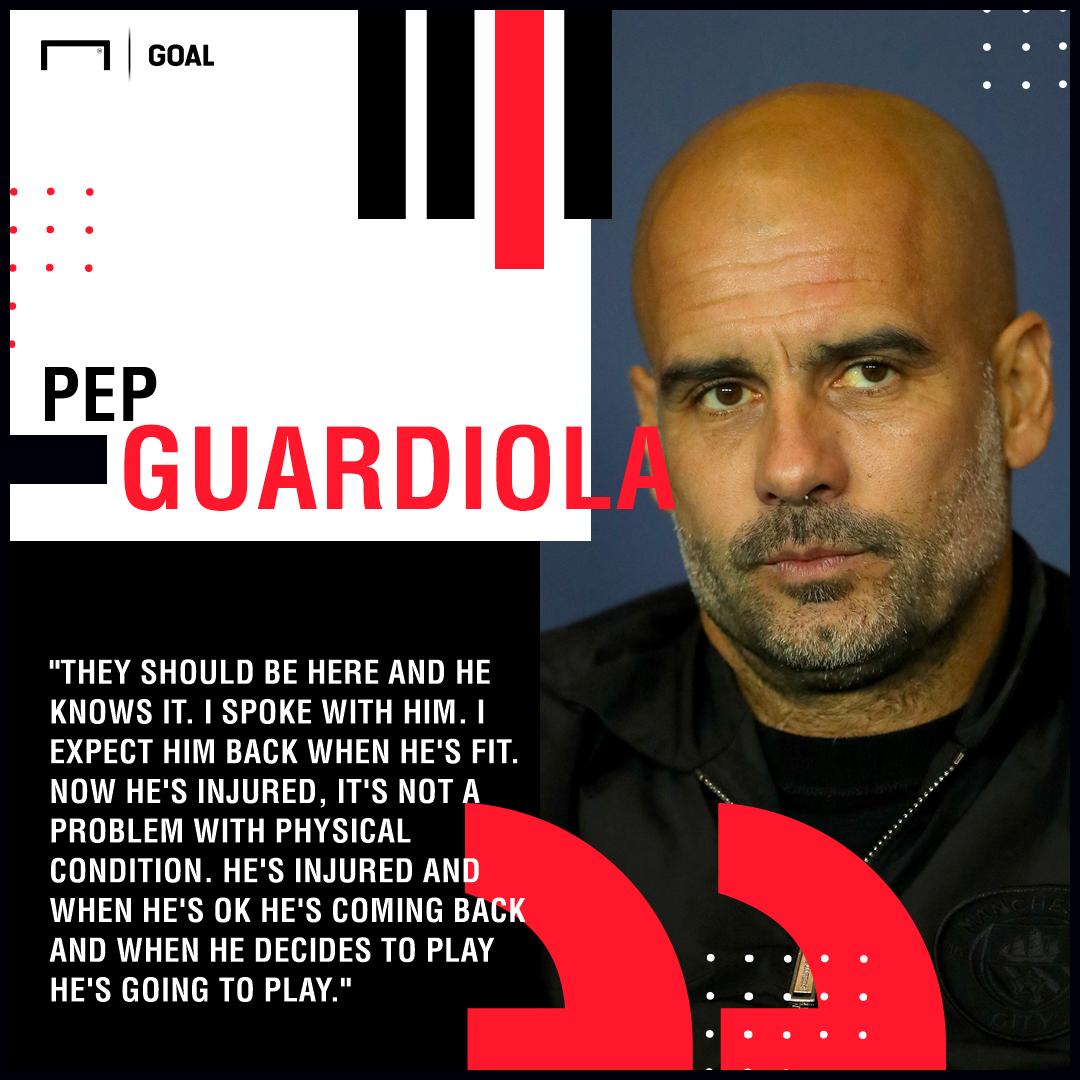 Guardiola Mendy quote