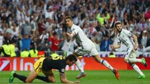 Cristiano Ronaldo Real Madrid Atletico Champions League 02052017