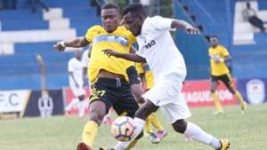 Wazito FC v AFC Leopards.