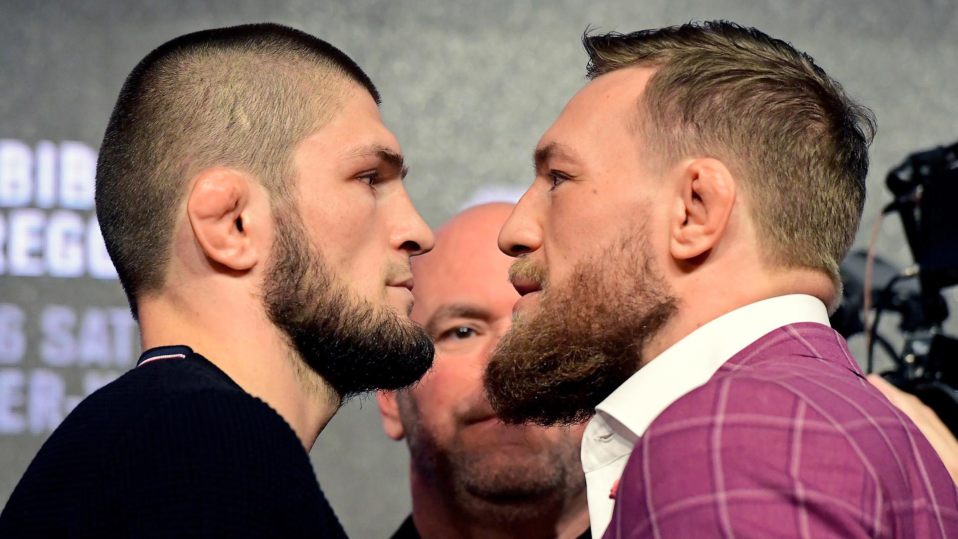UFC-Eskalation: Conor McGregor verliert, Khabib Nurmagomedov rastet völlig aus