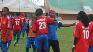 Mariama Sowe - Gambia